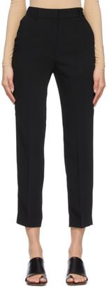 MM6 MAISON MARGIELA Black Fluid Trousers