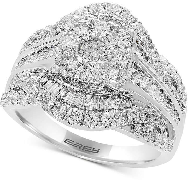 Effy Diamond Cluster Ring (2 ct. t.w.)