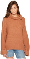 Free People Park City Pullover Women's Clothing