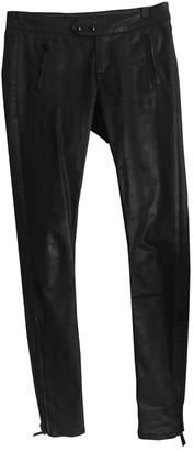 Barbara Bui Black Denim - Jeans Trousers for Women