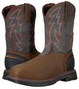 Ariat Catalyst VX Work Thunder H2O Oily Cowboy Boots