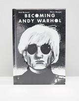Books Becoming Andy Warhol Book