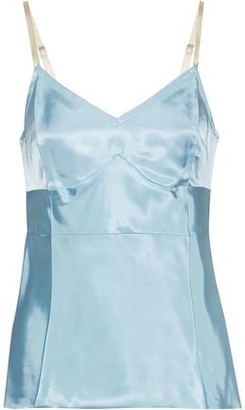 Helmut Lang Charmeuse Camisole