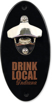 Cathy's Concepts Black Personalized Wall Mounted Bottle Opener