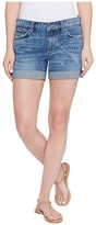 Lucky Brand The Roll Up with Shibori Print Shorts in Little Elm Women's Shorts
