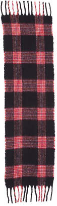 Ultra Soft Woven Plaid Scarf