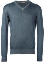 Cruciani v-neck sweater