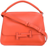 Tod's Double T tote - women - Calf Leather - One Size