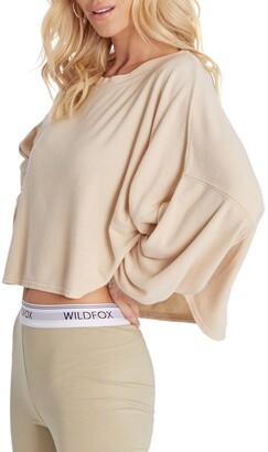 Wildfox Couture Bella Crop Shirt