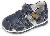 Garvalin Kids Boys' 172326 Open Toe Sandals blue Size: 7 Child UK