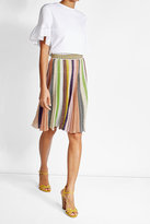 Missoni Metallic Midi Skirt