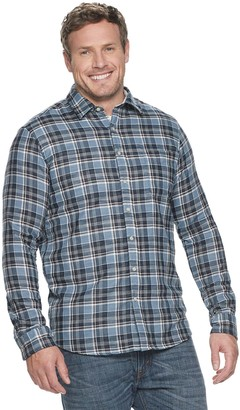 Sonoma Goods For Life Big & Tall Double Weave Shirt