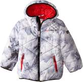 Big Chill Little Boys' Quilted Puffer Jacket