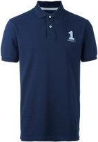 Hackett classic polo shirt - men - Cotton/Elastodiene - S