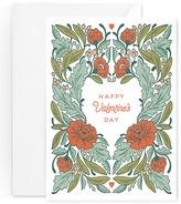 Rosie Frame Valentine Card - Set of 8