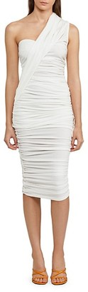 Significant Other Orion Ruched Dress