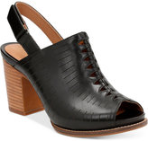 Clarks Artisan Women's Briatta Key Slingback Block-Heel Sandals