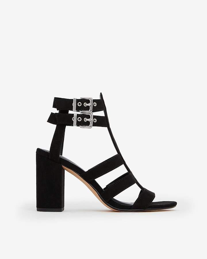 d4a89665fc Express Heeled Women's Sandals - ShopStyle