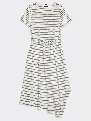 Tommy Hilfiger Asymmetrical Hem Dress
