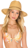 L-Space LSPACE Sunny Days Panama Hat