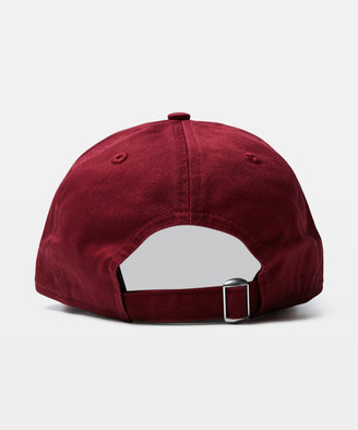 New Era 9Twenty Los Angeles Dodgers Curvepeak Cap Cardinal Red