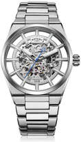 Rotary Watches Rotary Mens Silver Greenwich Watch Silver Dial
