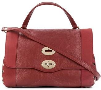 Zanellato Dual-Lock Tote Bag