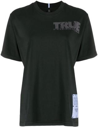 McQ True Freedom crewneck T-shirt