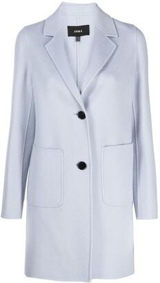 Arma Classic Single Breasted Coat