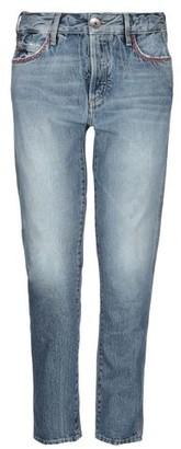 Alanui Denim trousers