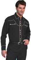 Scully Men's Snap Front Shirt P-620