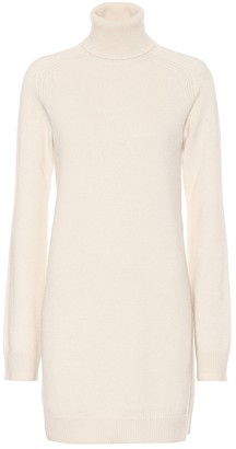 Loro Piana Exclusive to Mytheresa Dunster cashmere turtleneck dress