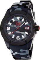 Ice Watch Ice-Watch Men's Ice Army IA.BK.XL.R.11 Silicone Quartz Watch with Dial
