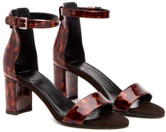 Aquatalia Selena Weatherproof Patent Sandal