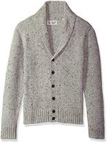 Original Penguin Men's Donegal Shawl Cardigan