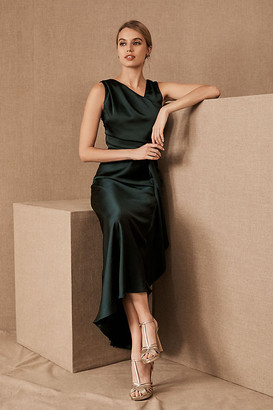 Taylor BHLDN Espen Dress By in Green Size 14