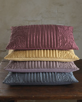 "Sferra 18""Sq. Quilted Renee Pillow"