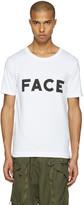 Facetasm White face T-shirt