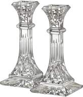 Waterford Lismore Large Candlestick Holders (Set of 2)