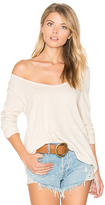 Cp Shades Gia Long Sleeve Tee in Beige. - size XS (also in )