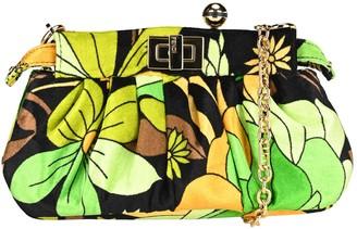 Fendi Peekaboo Click Clutch Bag
