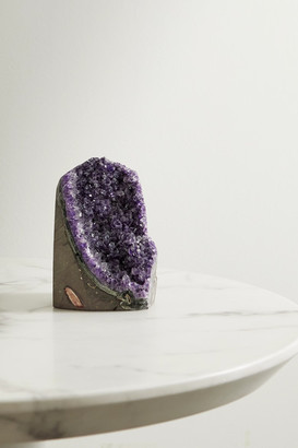 JIA JIA Large Amethyst Geode - Purple