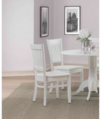 Alcott Hill Ervine Solid Wood Dining Chair