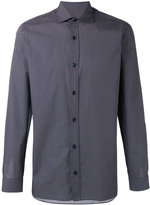 Z Zegna printed longsleeve shirt - men - Cotton - 39