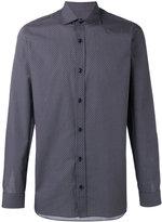 Z Zegna printed longsleeve shirt