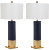 Safavieh Dolce Ceramic Table Lamps (Set of 2)