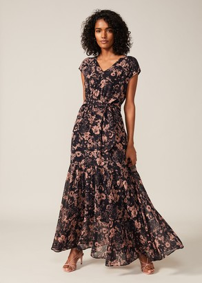 Phase Eight Verena Floral Maxi Dress