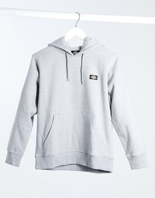 Dickies Oklahoma hoodie in grey