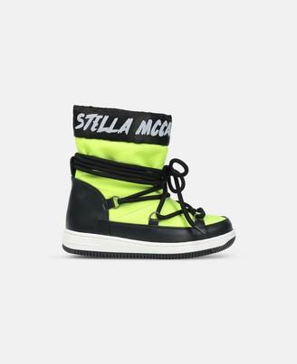 Stella McCartney Ski Boots with Logo, Men's