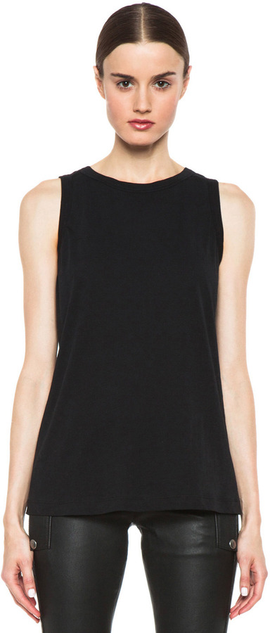 A.L.C. Tenorio Tank in Black